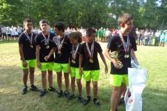 Републикански шампиони по пожароприложен спорт 2013г.