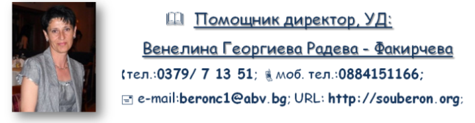 визитка В